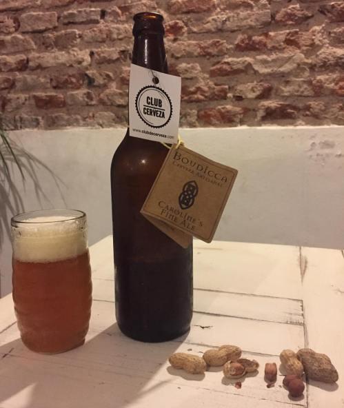 Club de cerveza Boudicca