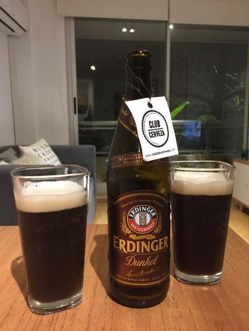 Club de cerveza Erdinger