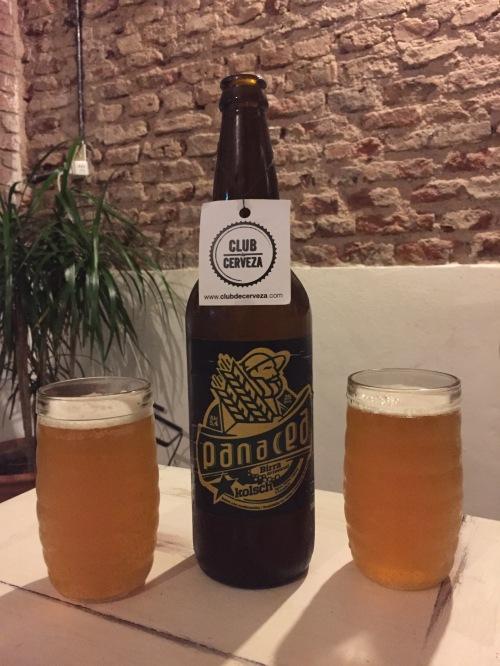 Club de cerveza Panacea