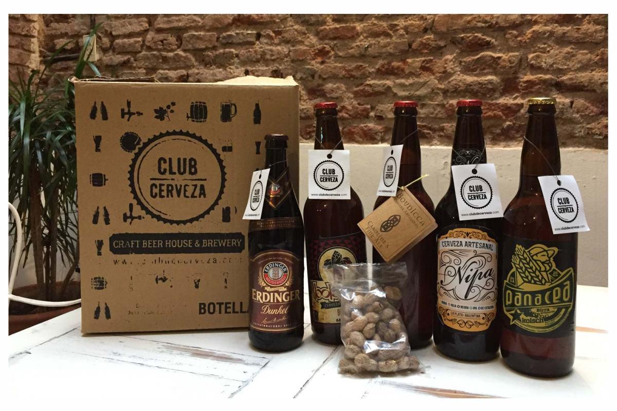 Club de cerveza, Box de mayo 2017